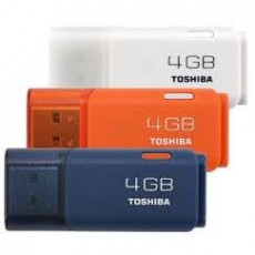 Toshiba Flashdisk 4 GB Usb 2....</a>