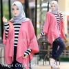 Batwing Creph Outer -Pink