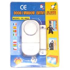 Alarm Pintu Rumah Anti Maling - White