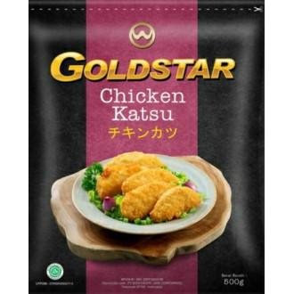 Goldstar Chicken Katsu 500gram Frozenfood