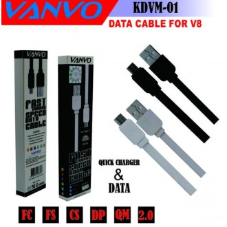 Kabel Data MIkro Fast Charging USB Vanvo KDVM-01